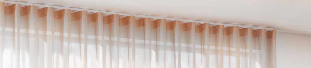 Curtain track